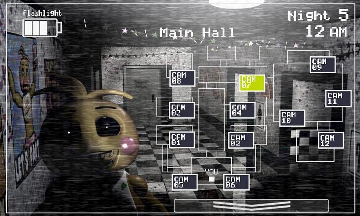 Игра Five Nights at Freddy`s 2 для Android