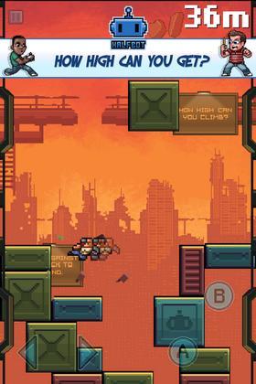 Игра The Blocks Cometh для Android