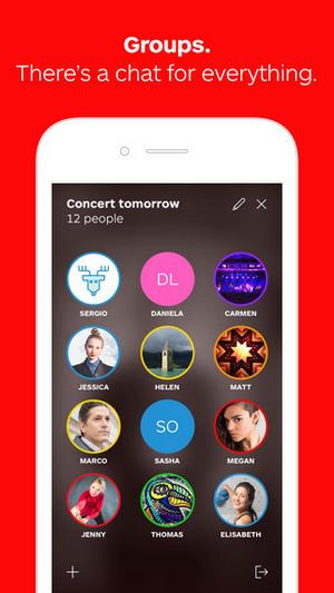 Wire - новый мессенджер для Android и iOS от создателя Skype