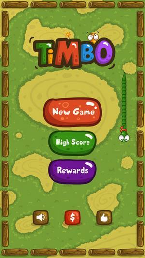Игра  Timbo Snake 2 для iOS и Android – возвращение классической Змейки