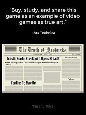 Инди-игра Papers, Please вернулсь в App Store со взрослым контентом
