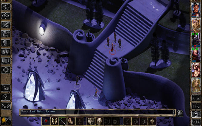Игра Baldur`s Gate II Enhanced Edition для Android: золотая классика RPG