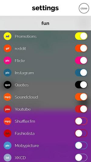 Обзор Dull для iPhone: приложение от скуки