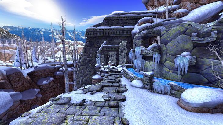 Игра Temple Run добралась до виртуальной реальности