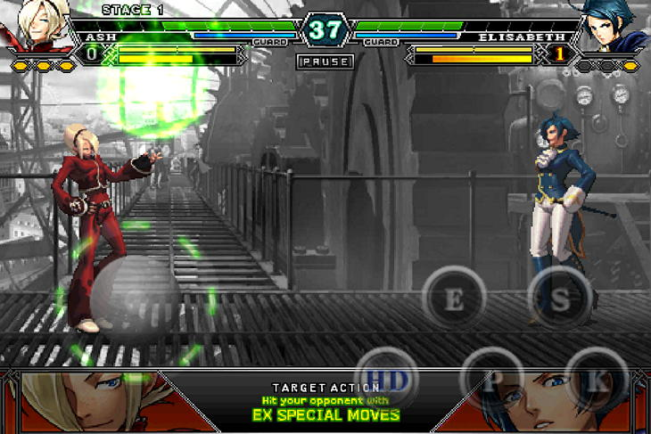 Игра THE KING OF FIGHTERS-A 2012 (F) для Android