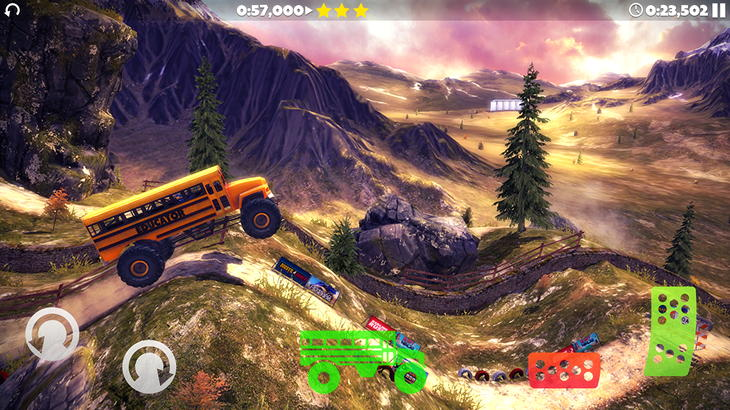 Игра Offroad Legends 2 для Android