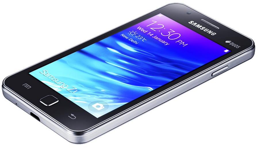 Samsung Z1 – первый смартфон на базе Tizen