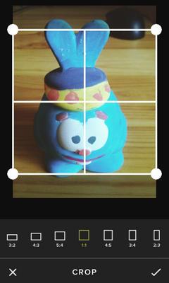 Фото-приложение VSCO Cam для Android