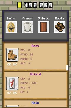 Обзор игры RPG Clicker для Android: затягивающий кликер с ролевой системой