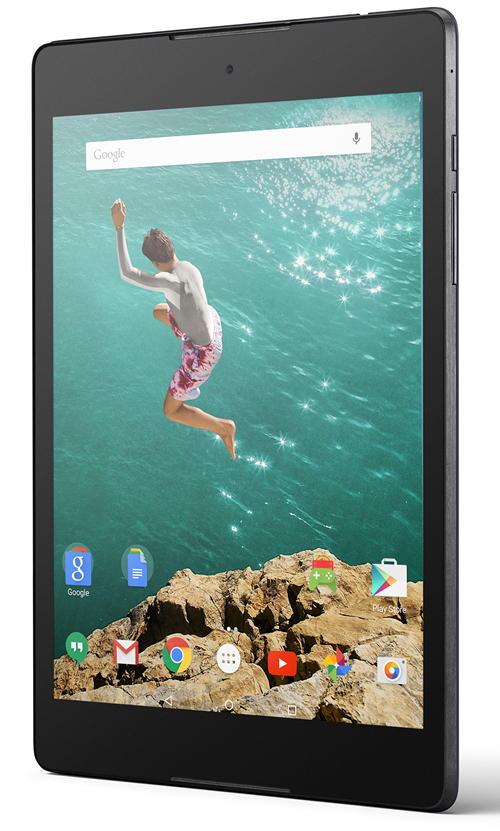 Планшет Nexus 9 по цене 39 990 рублей на российском рынке