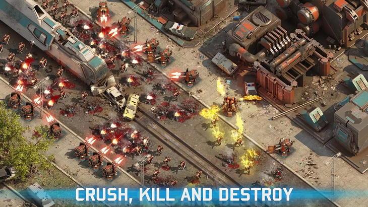 Игра Epic War TD 2 на Android: продолжение легендарной защиты башен