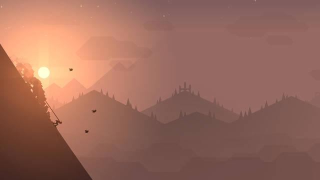 Скриншот игры Alto`s Adventure для iPhone и iPad