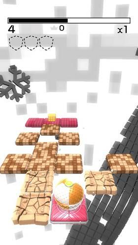 Скриншот игры Unpixelate для iPhone и iPad