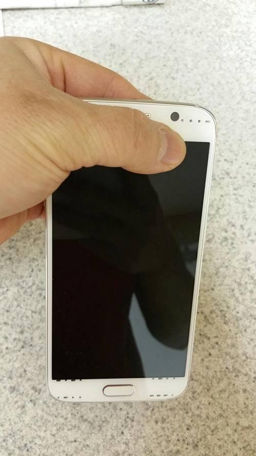 Galaxy S6 шпионское фото
