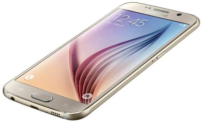 Фото Galaxy S6