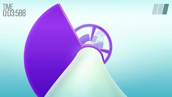 Скриншот игры Mate для iPhone