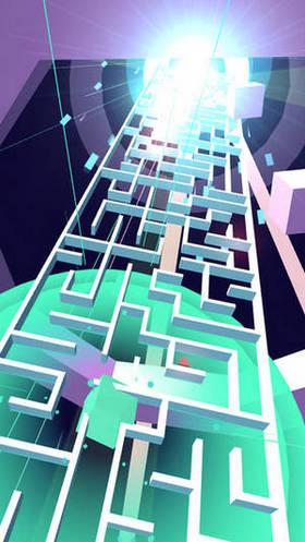 Скриншот бесплатной игры Hyper Maze для iPhone и iPad