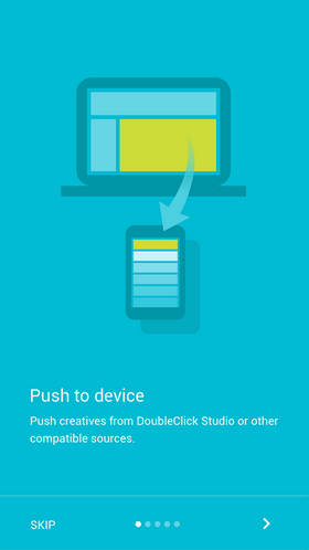 Скриншот приложение Creative Preview для Android