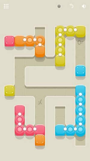 Скриншот игры Blockwick 2 для iPhone и iPad