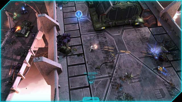 Скриншот игры Halo для iPhone и iPad
