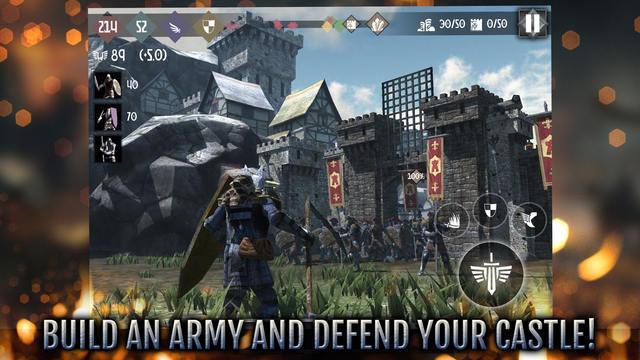Игра Heroes and Castles 2 для iOS