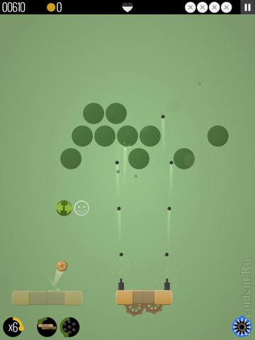Арканоид Anodia 2 для iOS