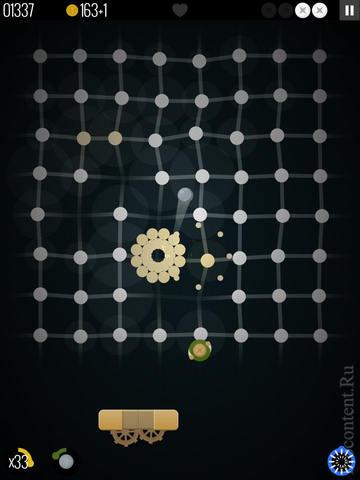 Anodia 2 для iOS - стильный арканоид