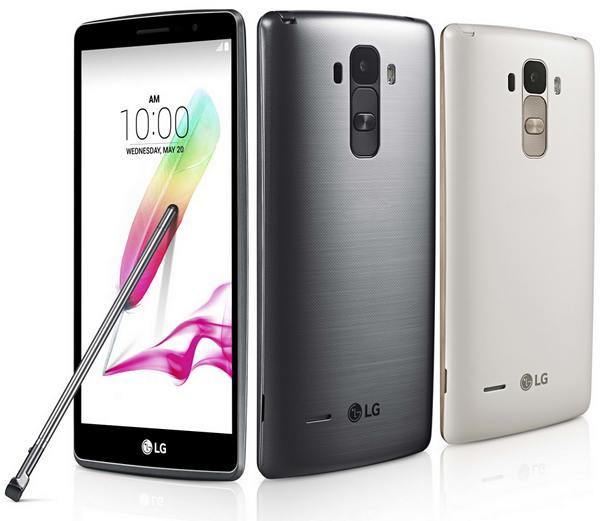 G4 Stylus - смартфон со стилусом и дизайном от флагмана