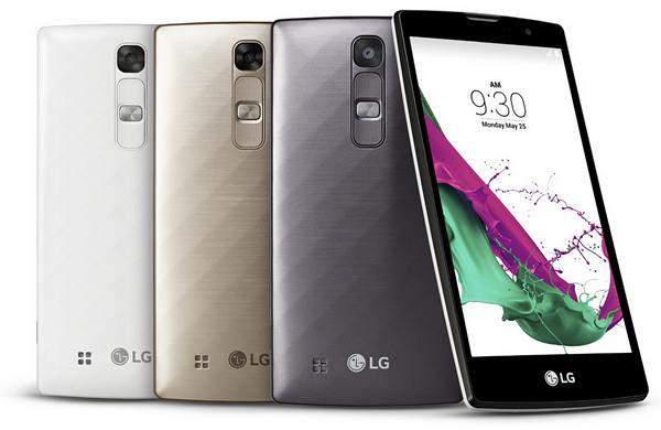 LG G4c - компактная версия флагманского смартфон LG G4