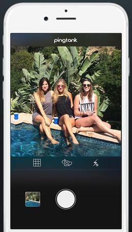 PingTank - приложение для iOS