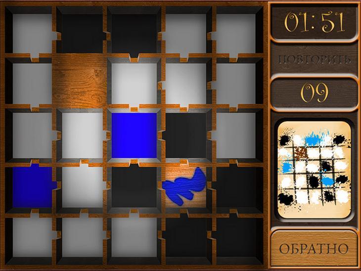 Головоломка Color Worlds для iPhone