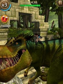 Раннер Lara Croft: Relic Run для iPhone и iPad