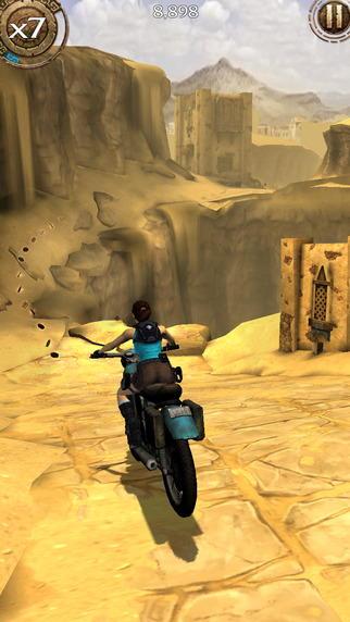 Lara Croft: Relic Run для iPhone и iPad