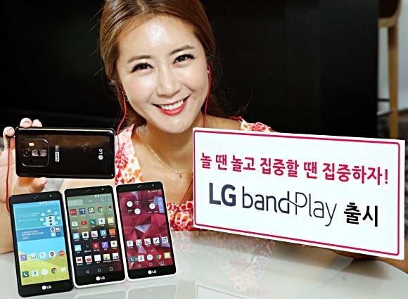 Смартфон LG Band Play