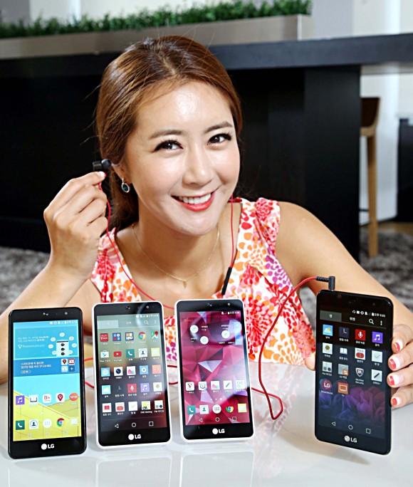 LG Band Play - смартфон с премиум звуком
