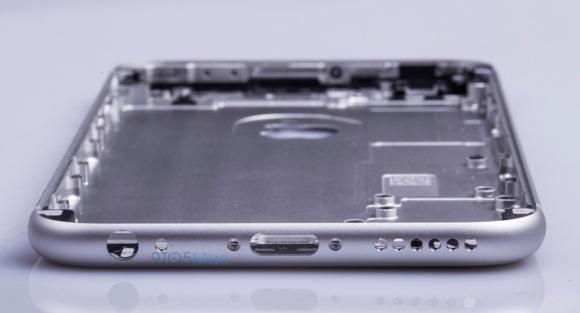 Фотография корпуса iPhone 6s