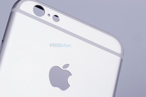 Корпус iPhone 6s на фото