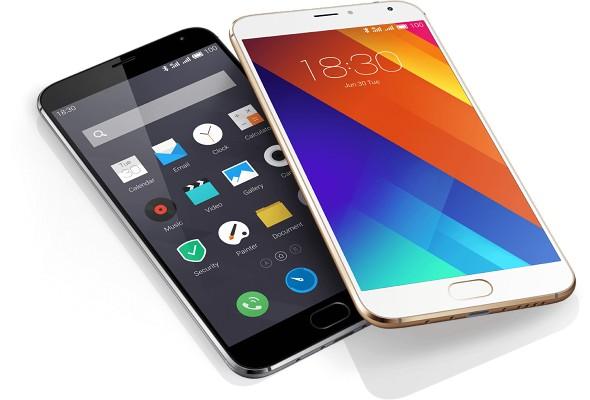 Китайский смартфон Meizu MX5 можно купить за 21 000 рублей