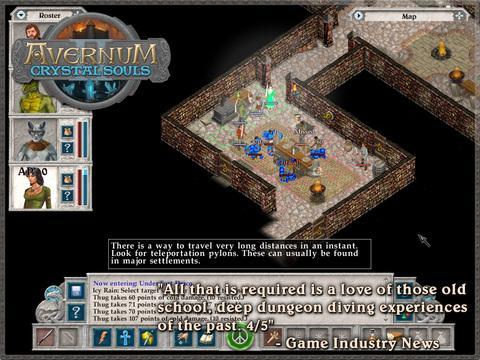 Игра Avernum 2 для iPad