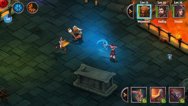 Korrigans: Kingdom Wars для iPhone и iPad