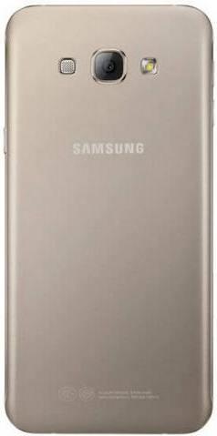Galaxy A8 - новый планшетофон Samsung