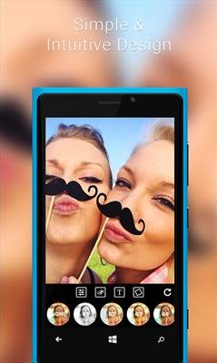 Приложение Gif Me Camera! - версия для Windows Phone