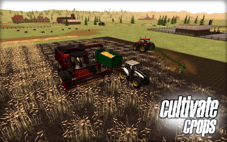 Симулятор фермера 2015