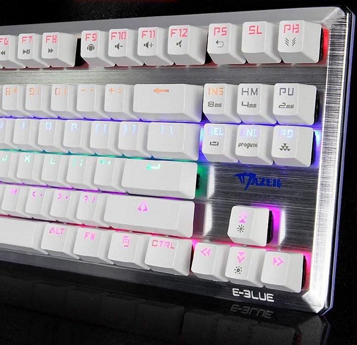 Игровая клавиатура с подсветкой E-BLUE K727