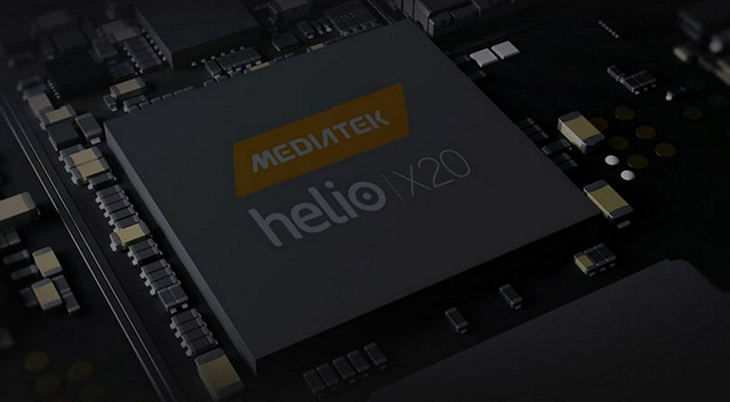 Vernee Apollo X - процессор Helio X20