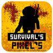Игра BATTLE PIXEL`S SURVIVAL: очередной PUBG на iPhone с «майнкрафтовской» графикой