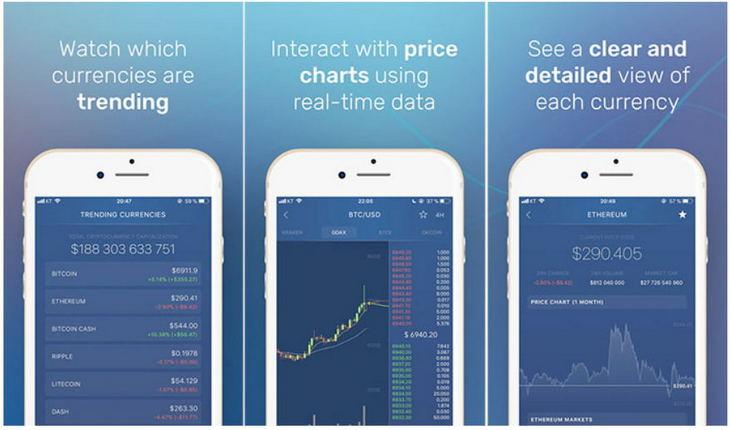 Торговля на бирже с iphone обучение майнингу криптовалют москва