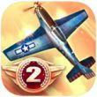 Обзор красочной воздушной стрелялки Sky Gamblers - Storm Raiders 2 на iPhone
