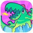 Kaiju Rush: обзор болезненно аддиктивной «однокнопочной» игры на телефоны [Android и iPhone]