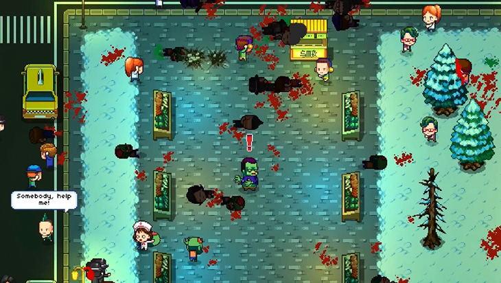 Infectonator 3: Apocalypse - обзор игры, где зомби должны